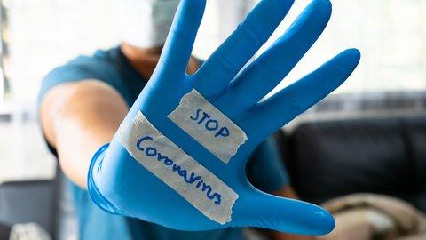 Tijdelijke sluiting vanwege coronavirus